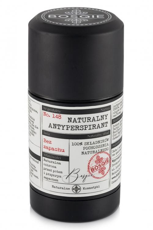 Antyperspirant Naturalny - bezzapachowy