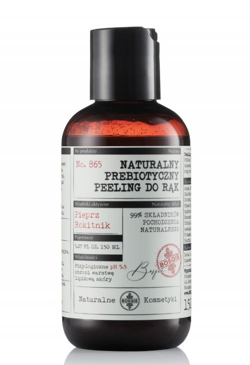 Naturalny Prebiotyczny Peeling do dłoni